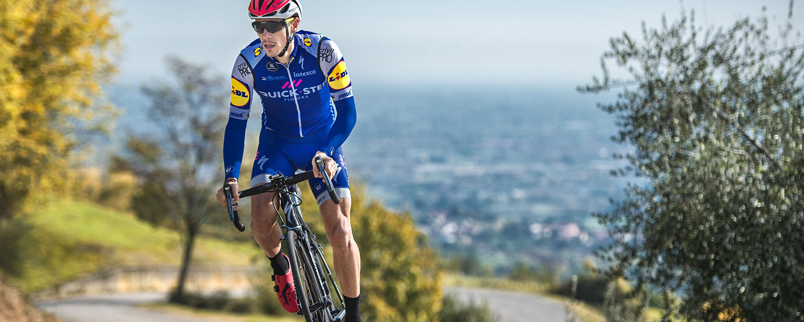 A day with Philippe Gilbert