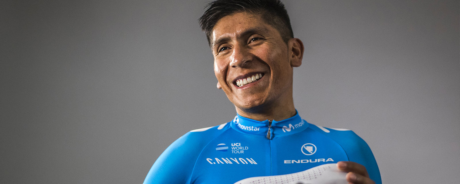 A Day With Nairo Quintana