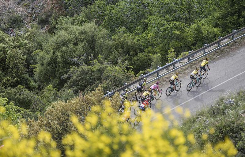 Giro Rcap- stage 12
