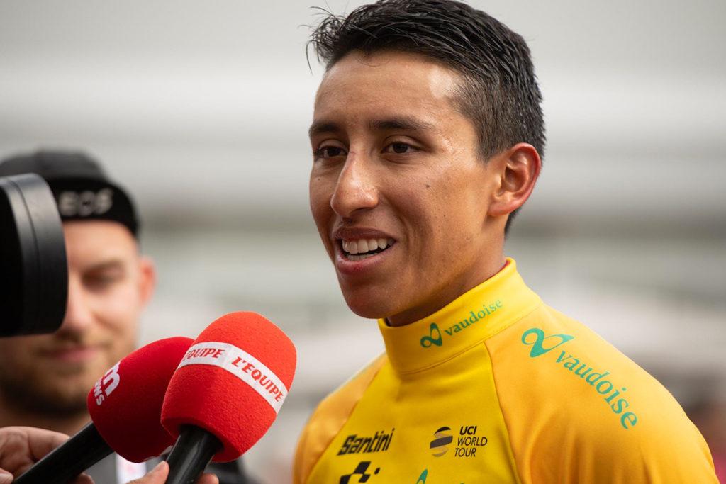 Egan Bernal wins Tour de Suisse