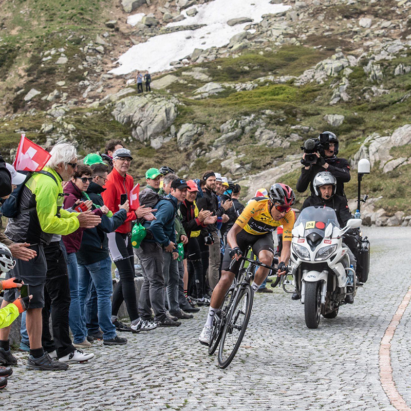 Egan Bernal wins Tour de Suisse