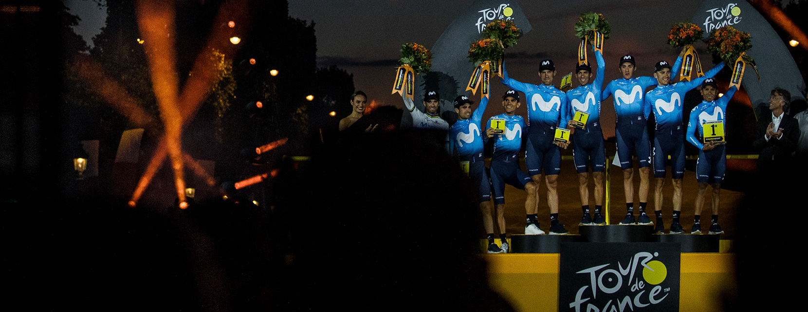 Movistar Team TDF