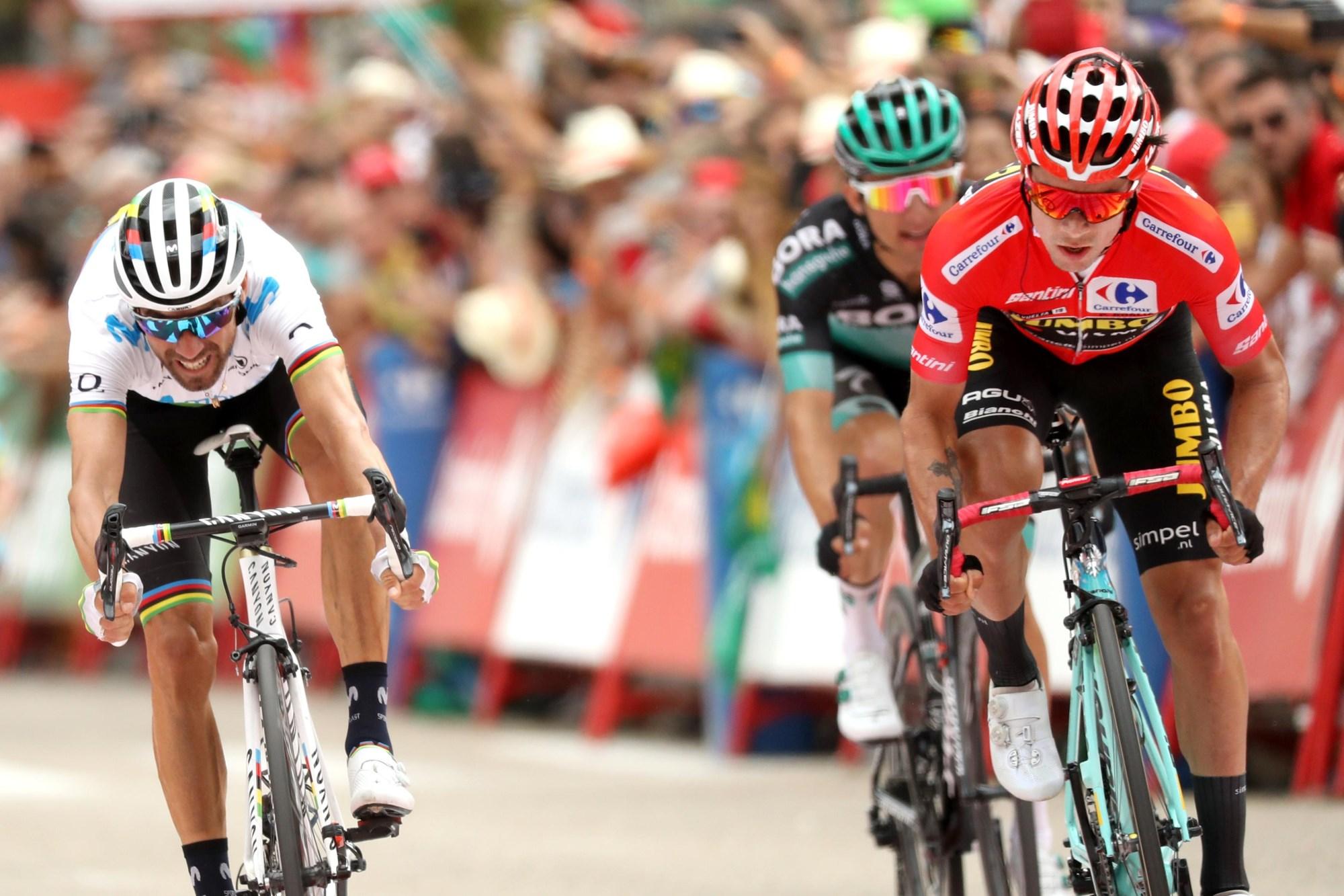 Roglic wins Vuelta 2019