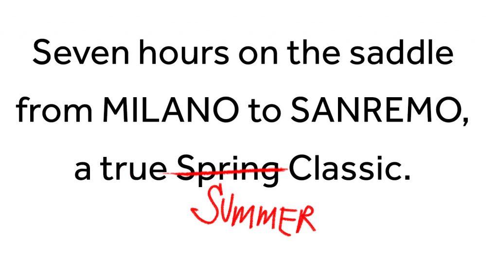 RESTART-RACES-Milano- Sanremo