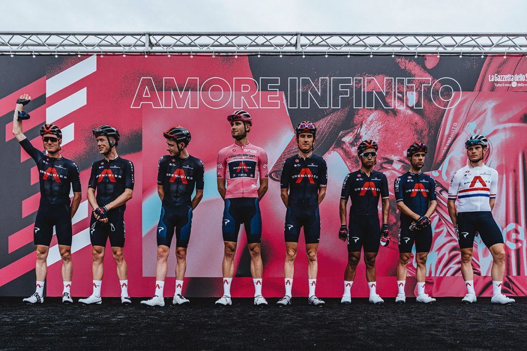 A Magical Win for Team INEOS Grenadiers