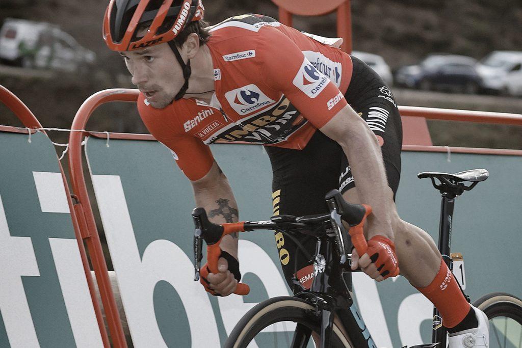 Roglic wins Vuelta