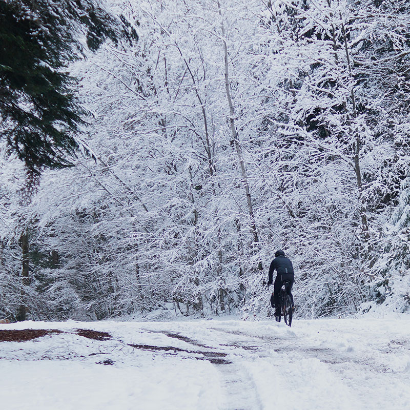 fizik Snowy Ride in Eastern France